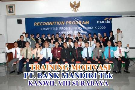 Training Pelatihan Motivasi Karyawan