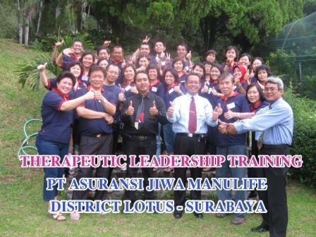 Pelatihan Leadership, Pelatihan Kepemimpinan